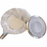Abena Abri-Bag opvangzak met absorberende inlegger voor bedpan