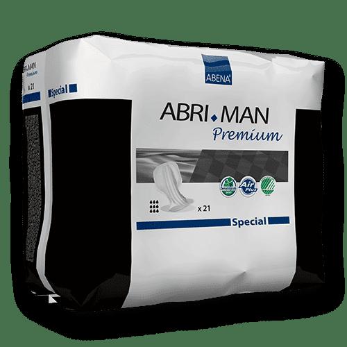 Abri-man-special incontinentiemateriaal voor mannen