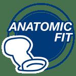 anatomische pasvorm incontinentiemateriaal
