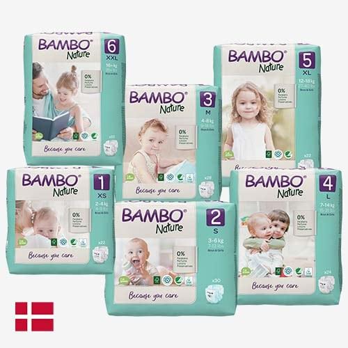 Verpakkingen-babyluiers