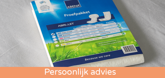 proefpakket aanvragen