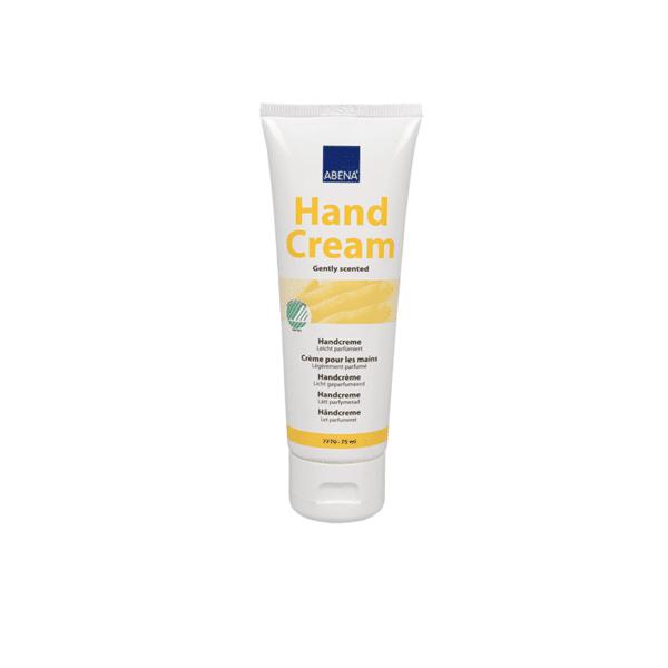 Abena hydraterende en beschermende handcrème voor dagelijks gebruik licht gepafumeerd