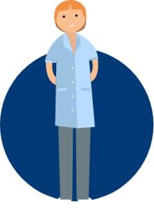 Weekverpleegkundige over dementie