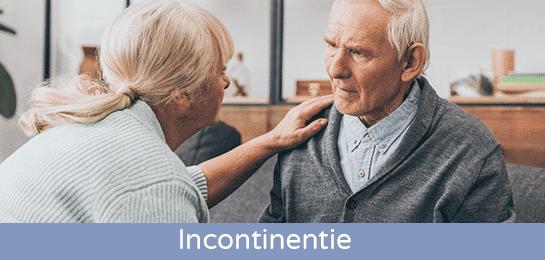 dementie en incontinentie