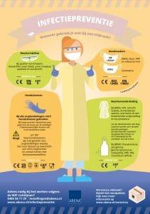 infectiepreventie oplossing hulp en begeleiding