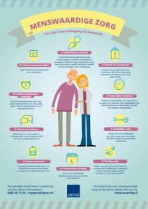infographic hulp bij dementie