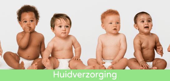 gezonde babyhuid