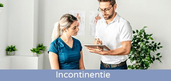 Abena -bekkenfysiotherapie bij incontinentie