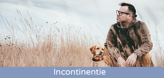 Abena mannen met urineverlies - incontinentie bij mannen