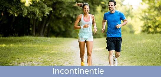 Abena- urineverlies tijdens het sporten