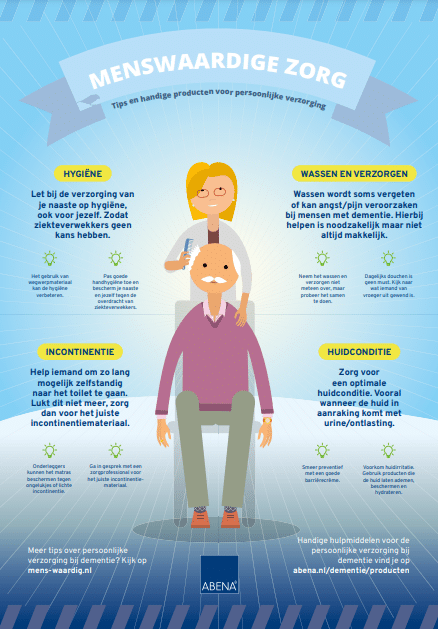 persoonlijke verzorging bij dementie