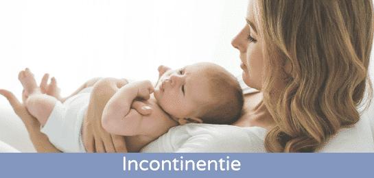 urineverlies na een bevalling
