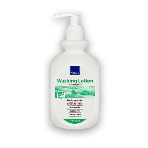 waslotion abena zonder water