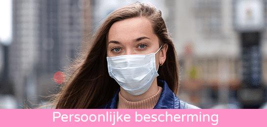 Abena persoonlijke bescherming mondneusmaskers