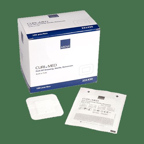 Abena Curi-Med post-operatief wondverband eilandpleister steriel nonwoven-221430