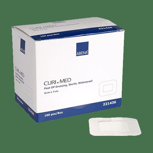 Abena Curi-Med post-operatief wondverband eilandpleister steriel nonwoven-221436